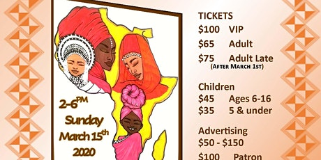 International Sisters Network 24th Annual Sisters Only Fashion Show tickets