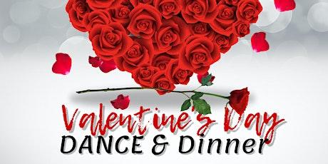 Valentine Dance &Dinner tickets