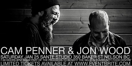 Cam Penner & Jon Wood tickets