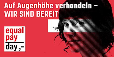 Equal Pay Day 2020 | Köln Tickets