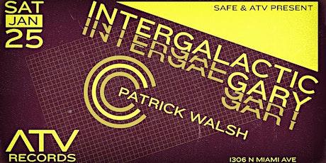 Intergalactic Gary by SAFE & ATV tickets