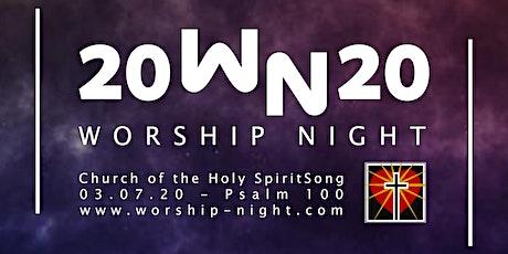 Worship Night 2020 - South Florida tickets