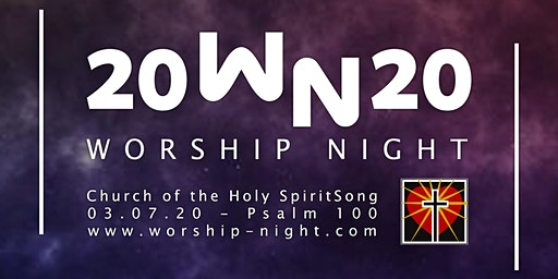 Worship Night 2020 - South Florida