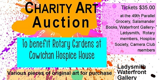 Artists for Hospice - Charity Art Auction