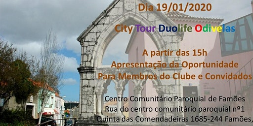 Duolife City Tour Odivelas