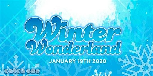 Winter Wonderland @ Catch One