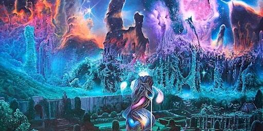 Upper Worlds Shamanic Journey Meditation Intermediate Course w/M