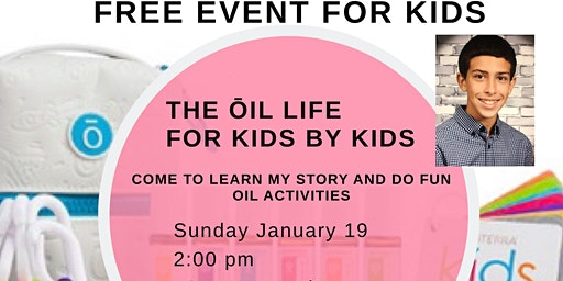 Oil Life for Kids by Kids