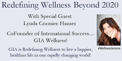 Redefining Wellness - Please Register & RSVP to Kedzi Morgan @ 480-251-9047