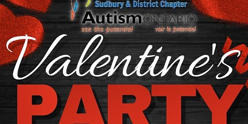 Autism Ontario Sudbury Chapter Valentine's Party