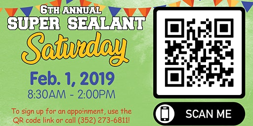 Super Sealant Saturday at UF College of Dentistry
