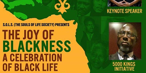 The Joy Of Blackness -A Celebration Of Black Life