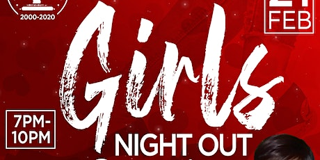 Girls Night Out: Power of Love tickets