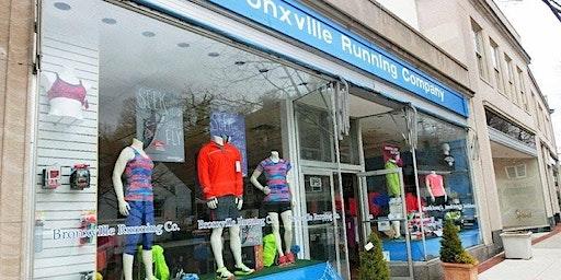 Bronxville Running Company Group Run with Boskerdoo