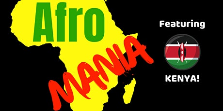Afro MANIA! tickets