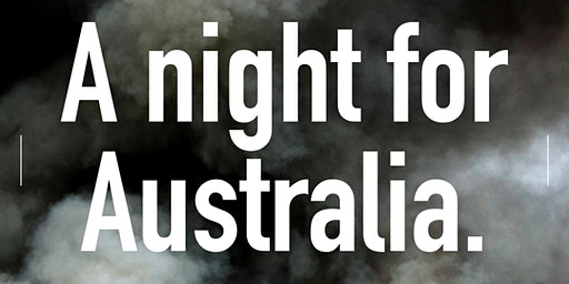 A Night for Australia - The NYC Cycling Community in support of Australia