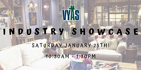 VYAS Industry Showcase billets