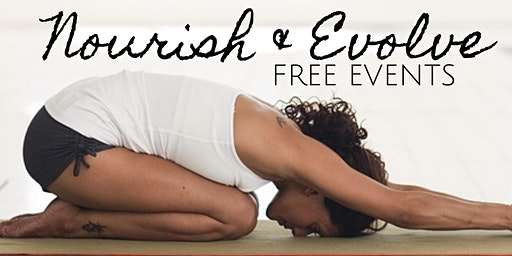 Nourish & Evolve FREE EVENT