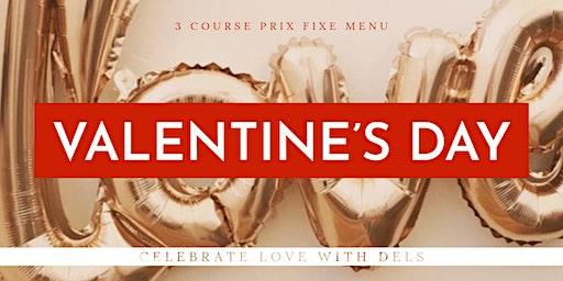 Romantic Valentine's Day |  Dels
