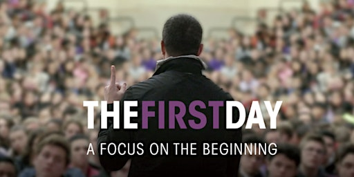 The First Day - An evening of Resilience and Hope - South End