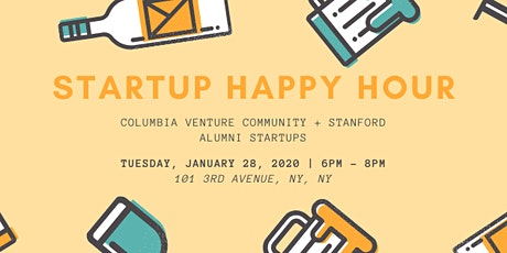 Industry Network Happy Hour: Stanford and Columbia Alumni tickets