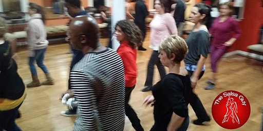 New Beginner Salsa Classes Now Forming on Wendesdays!