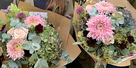 New Covent Garden Flower Market Tour and Floristry Workshop tickets
