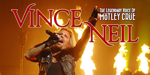 Vince Neil of Mötley Crüe