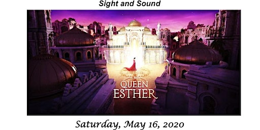 """Bus trip to Sight and Sound """"Queen Esther"""""""