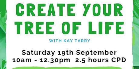 Workshop: Create Your Own Tree of Life (Narrative Therapy) tickets