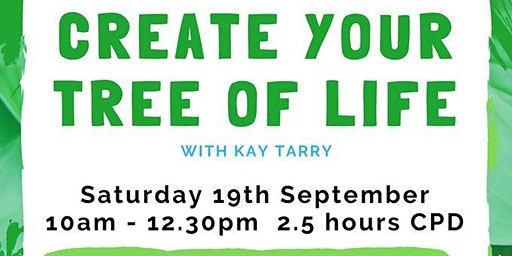 Workshop: Create Your Own Tree of Life (Narrative Therapy)