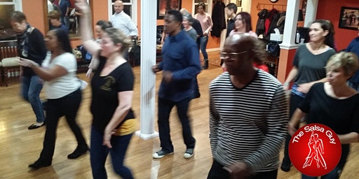 New Beginner Salsa Intermediate and Advance Classes Now Forming on Wednesdays!