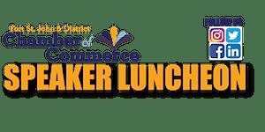 Chamber Speaker Luncheon - MOTI - Scott Maxwell