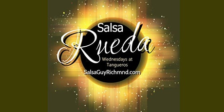 Postponed - New Beginner Salsa RUEDA Intermediate and Advance Classes tickets