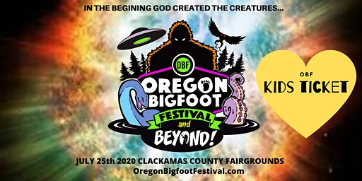 Oregon Bigfoot Festival and Beyond