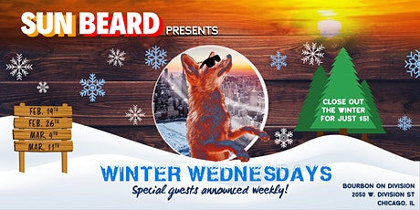 Sun Beard Presents Winter Wednesdays tickets