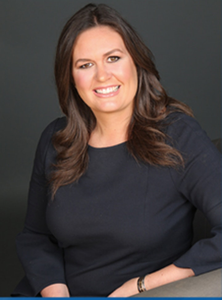 TRUMP DAY DINNER with keynote speaker SARAH HUCKABEE SANDERS image