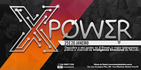 [Ribeirão Preto/SP] X-POWER ingressos