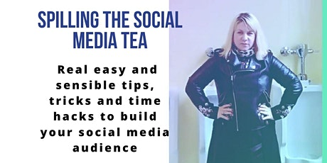 Spill the Social Media Tea With Carrie of With Love Lingerie tickets