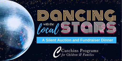 Dancing with the Local Stars: Silent Auction and Fundraiser Dinner