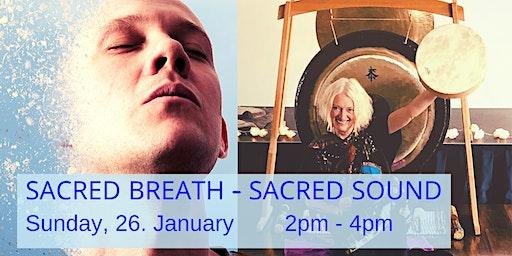 Sacred Breath - Sacred Sound