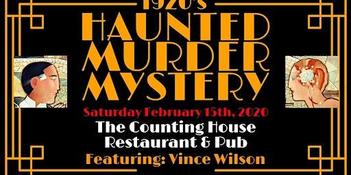 Valentines Weekend Murder Mystery