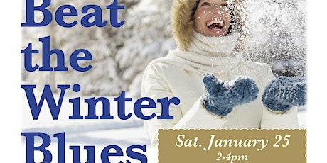 Beat the Winter Blues Workshop tickets