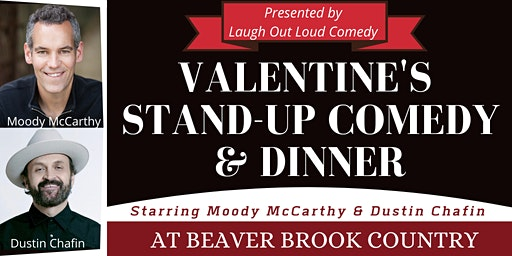 Valentine's Day Stand Up Comedy Show & Dinner