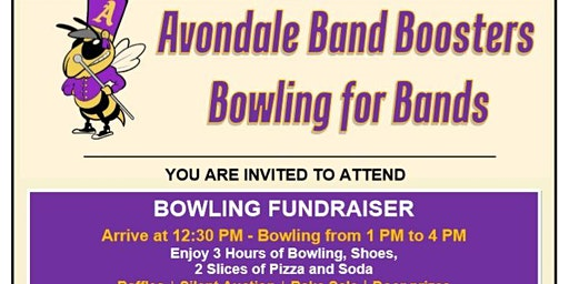 Avondale Band Boosters Bowling for Bands