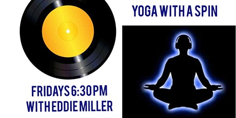 Yoga with a Spin tickets