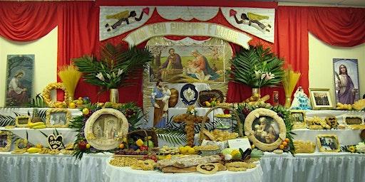 St Joseph Celebration