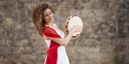 TARANTELLA EXPERIENCE with Lucia Scarabino