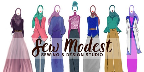5 Week Introductory course  @ Sew Modest Sewing and Design Studio tickets