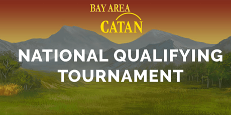 Bay Area Catan National Qualifier: San Francisco 4/11/20 tickets